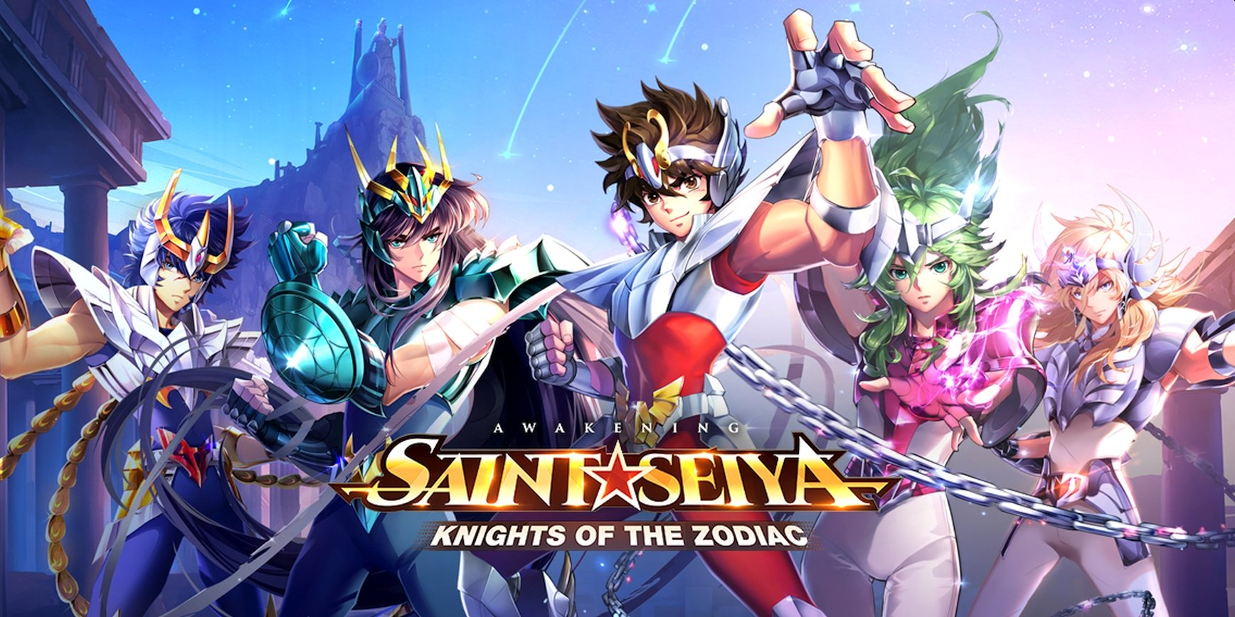 Saint Seiya Awakening: Knights of the Zodiac Celebrates First Anniversary With Contests And Gift