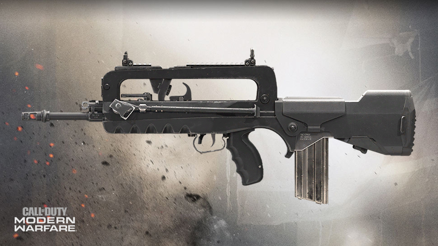 Infinity Ward confirm a fix is coming for the FR 5.56 under barrel shotgun