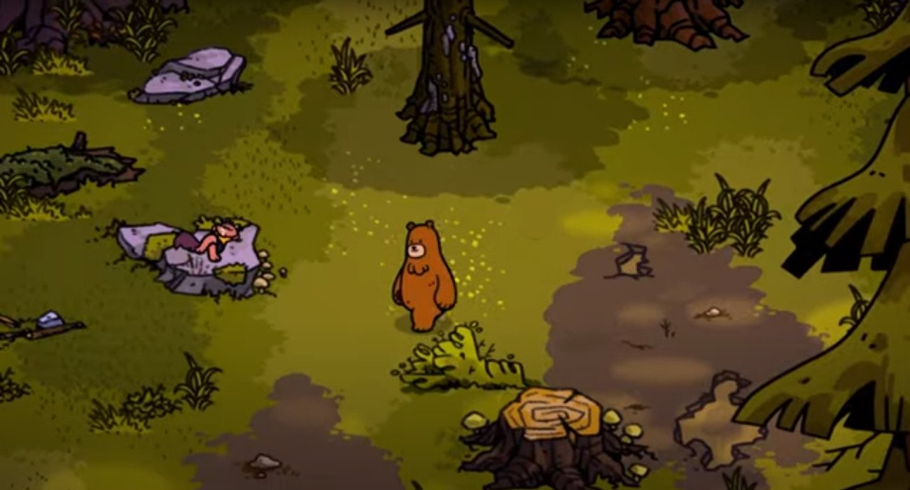 Bear And Breakfast Is A Peaceful Management Game Coming Next Year