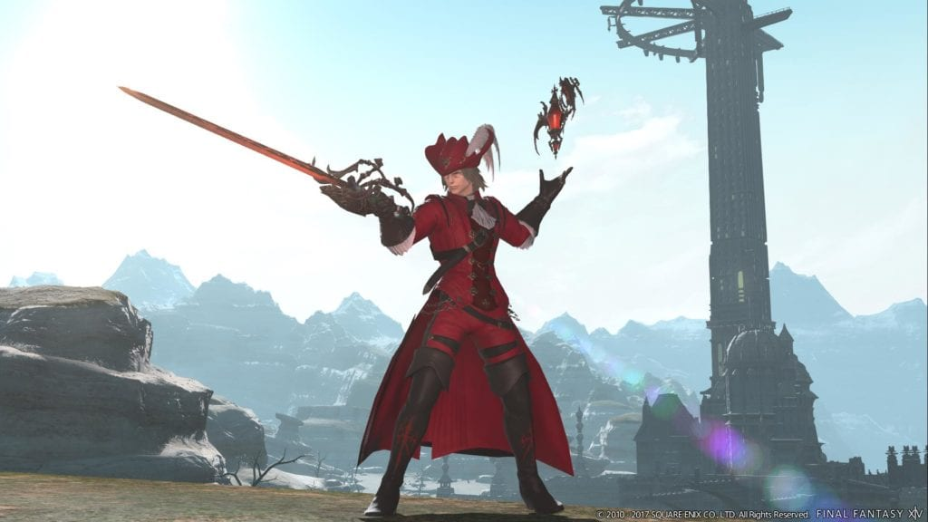 Final Fantasy XIV wants your screenshots for its anniversary
