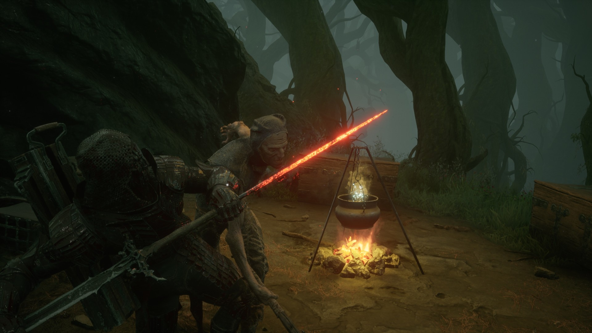 Mortal Shell guide: Hallowed Sword weapon skills and upgrades