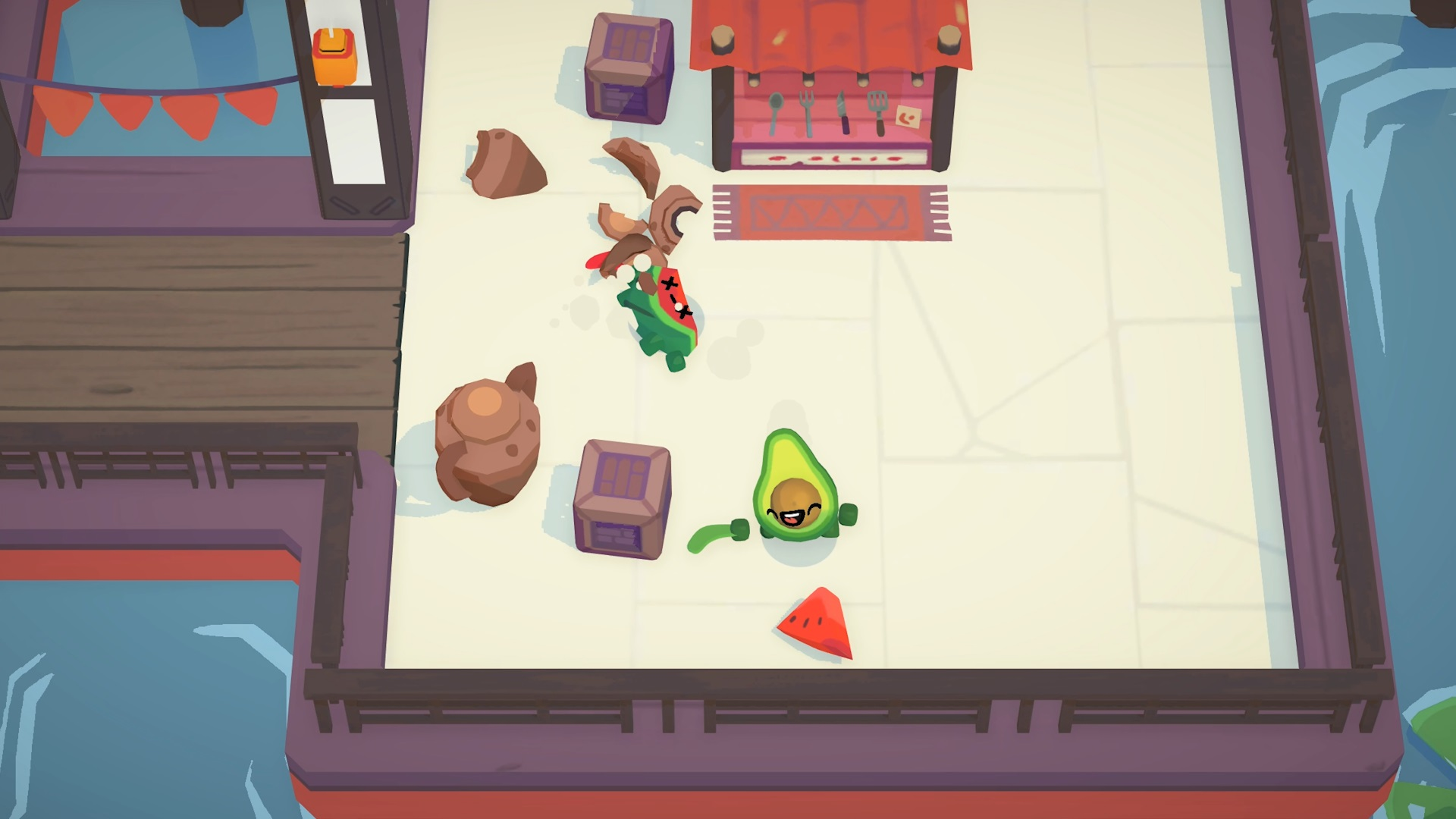 Contest: Win Boomerang Fu for Steam or Switch