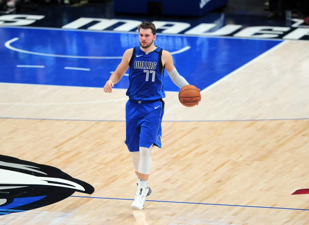 Luka's Historic Night Not Enough, Mavericks Lose to Los Angeles Clippers, 118-110