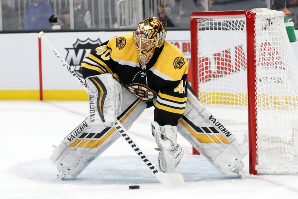 Boston Bruins Goalie Tuukka Rask Opts-Out Of NHL Playoffs Ahead Of Game 3