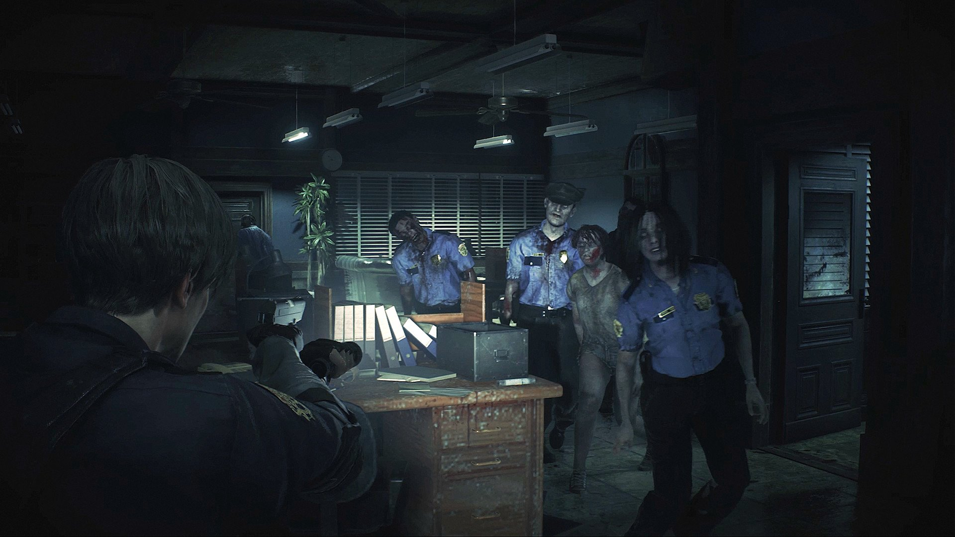 One Ambitious Resident Evil Fan Spent A Decade Putting Together A 2,700 Page Canonical Timeline