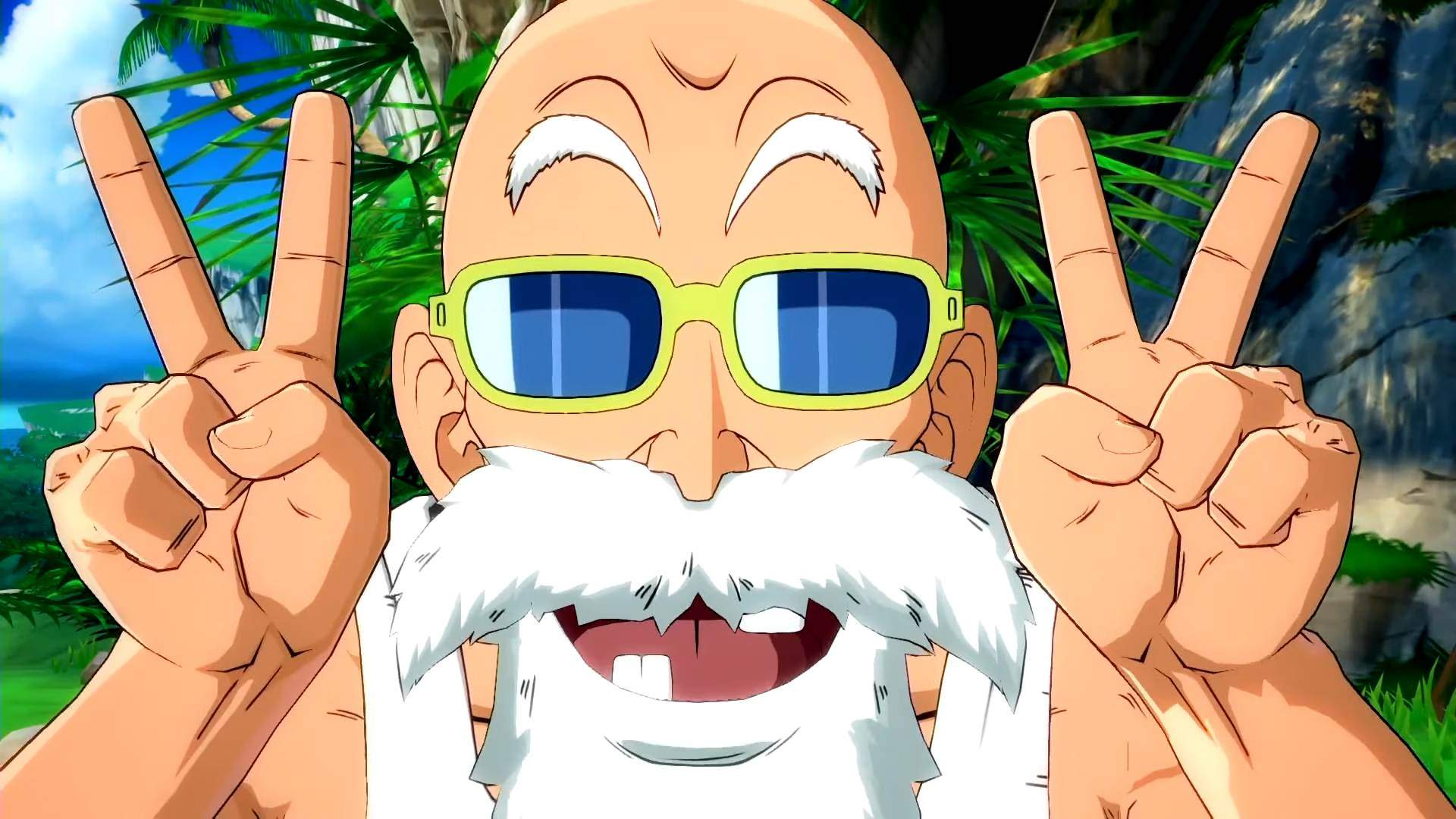 Master Roshi V Jump scans reveal surprising details about his gameplay