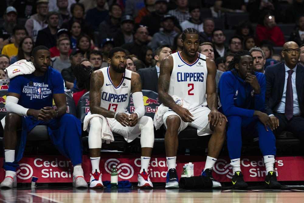 Clippers Win Against the Mavericks, 130-122, Luka Doncic Questionable for Game 4