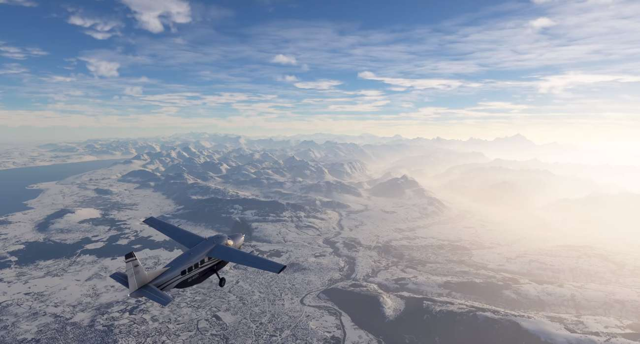 Microsoft Flight Simulator (2020) Has Officially Released With A Massive 91 GB Download
