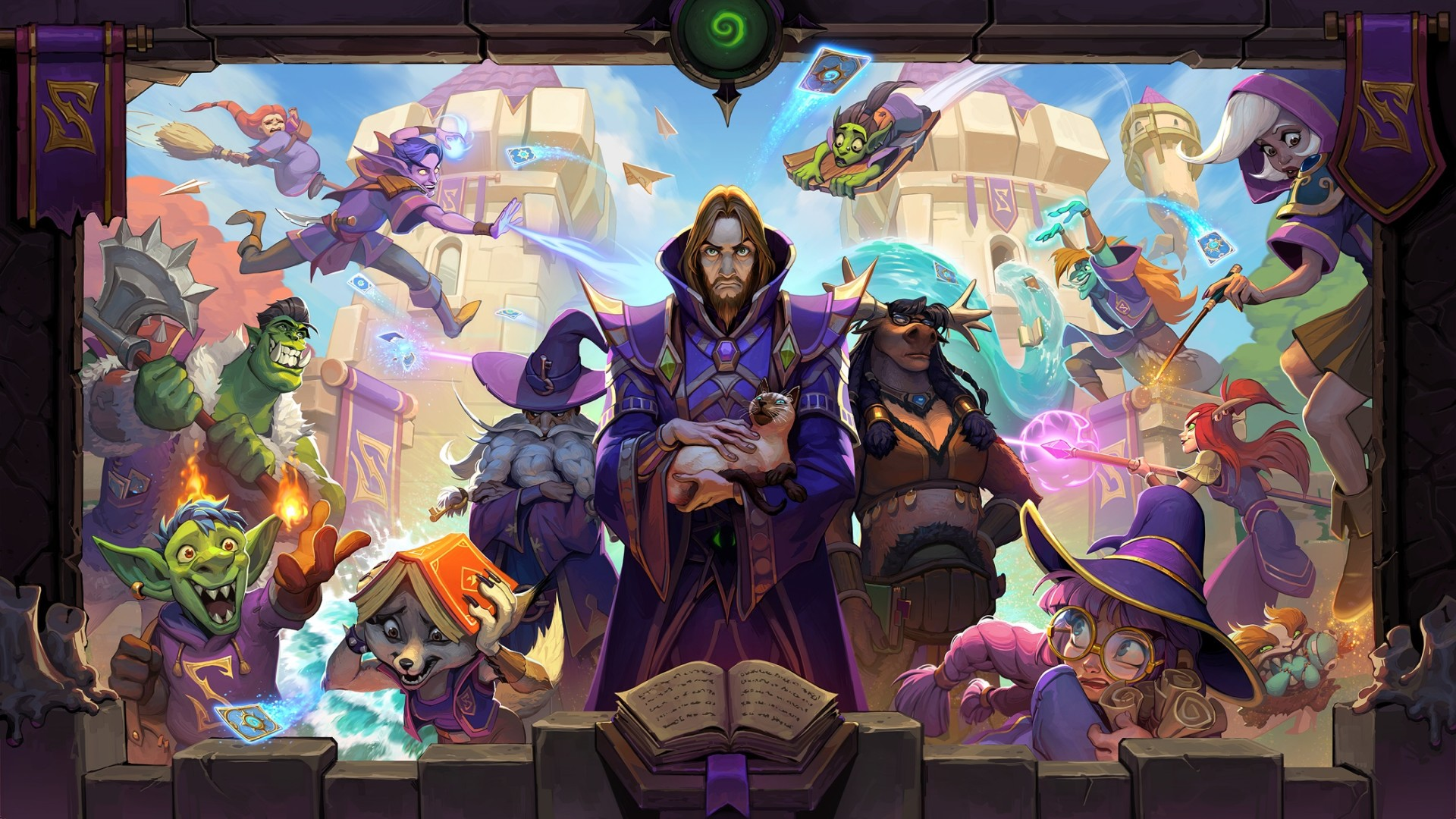 Upcoming Hearthstone Scholomance Academy patch brings nerfs and Battlegrounds changes