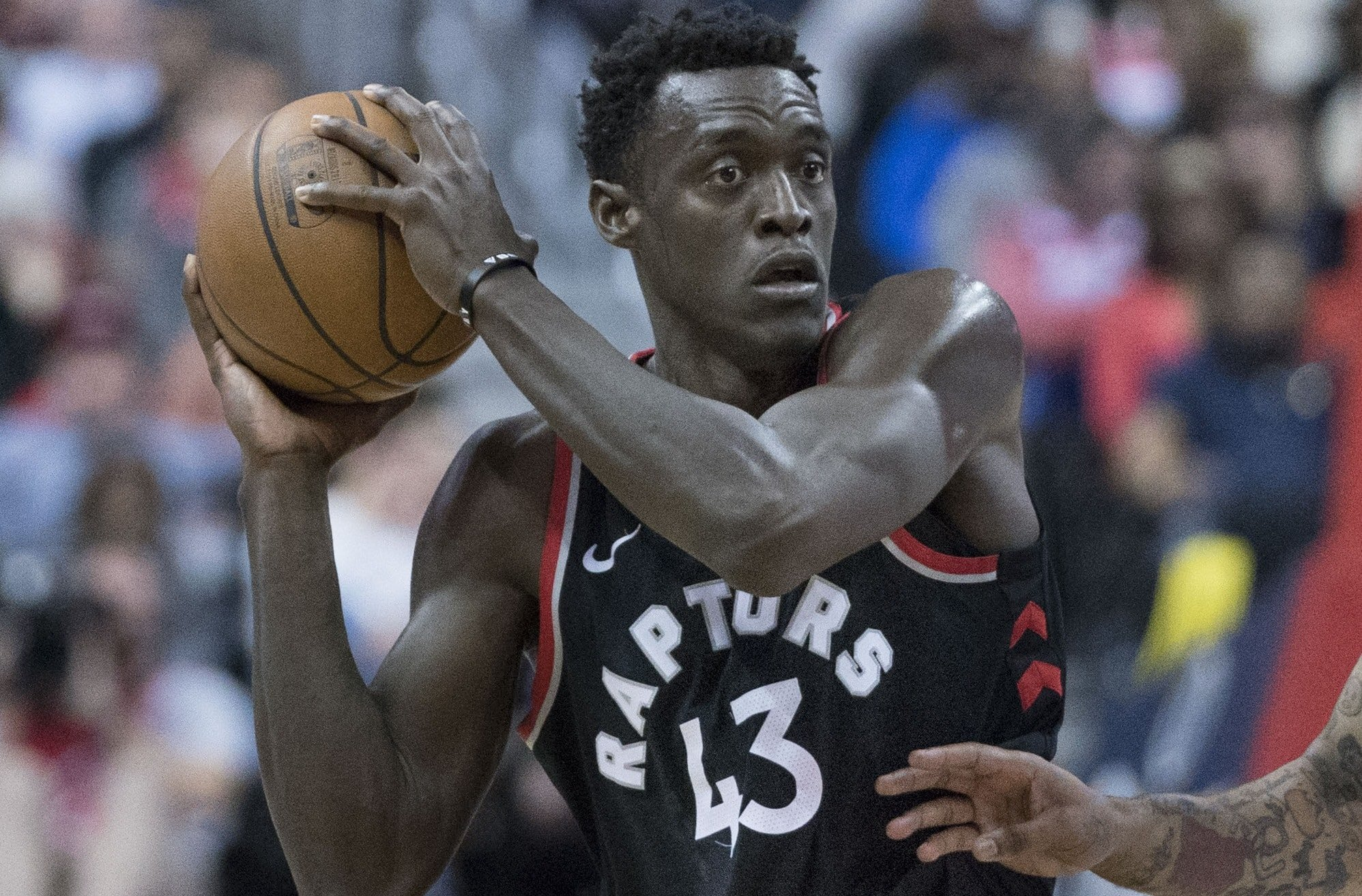 Toronto Raptors Open the Playoffs With a Win Over the Brooklyn Nets, 134-110