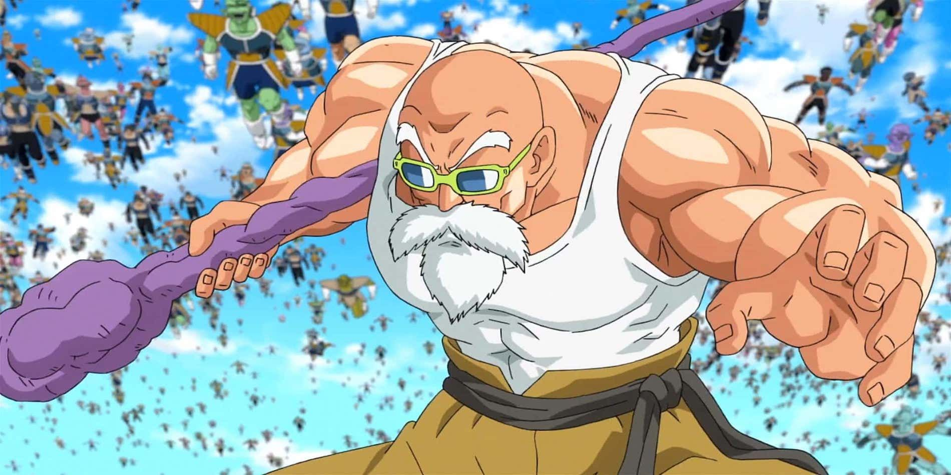 Dragon Ball FighterZ Show reveals Master Roshi is coming in September