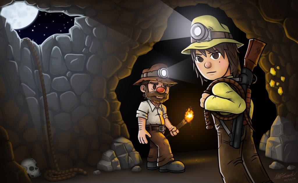 Spelunky 2 Steam page live, release timeframe announced