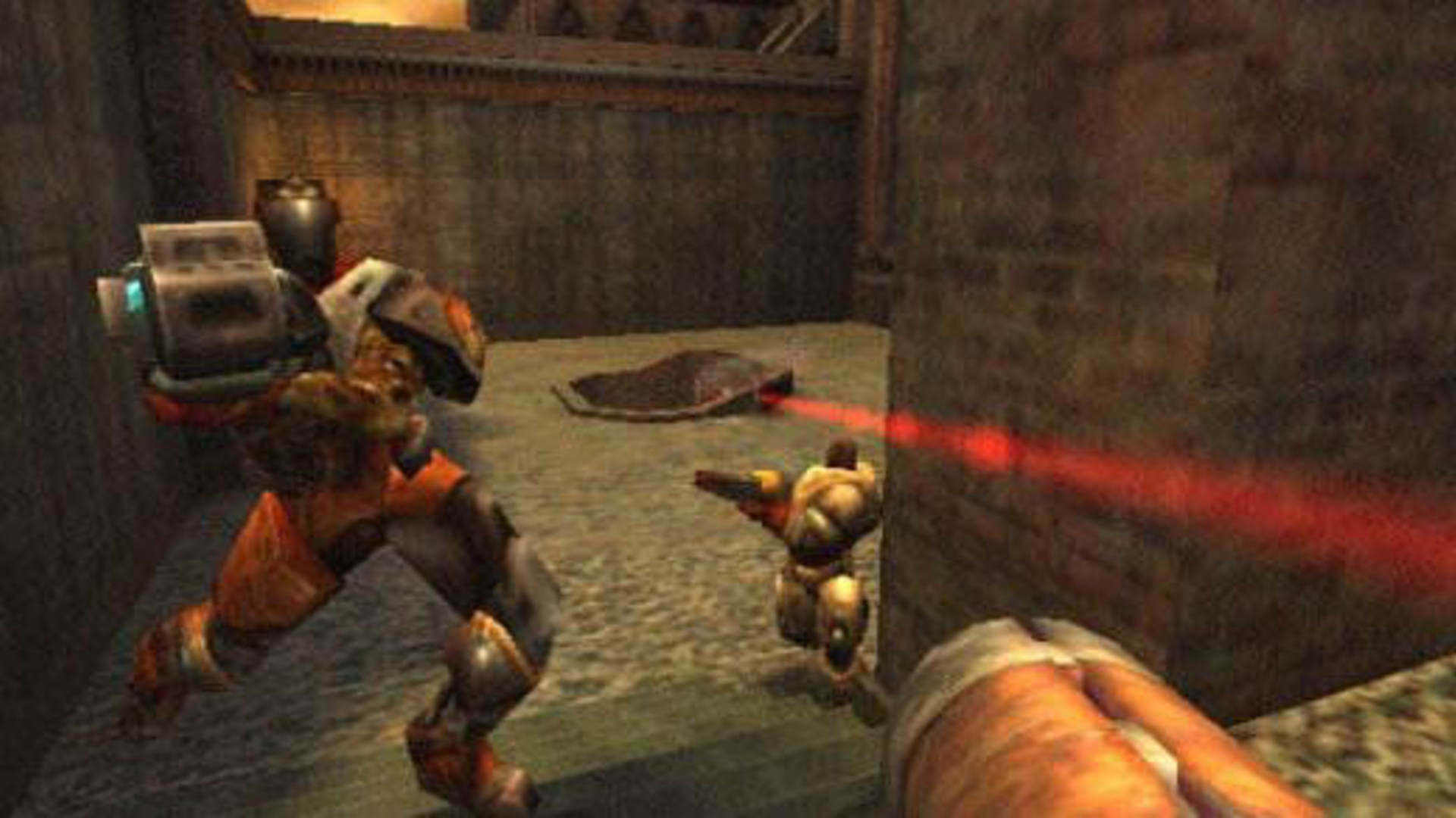 Grab Quake 3 for free, courtesy of Bethesda and generous QuakeCon donors
