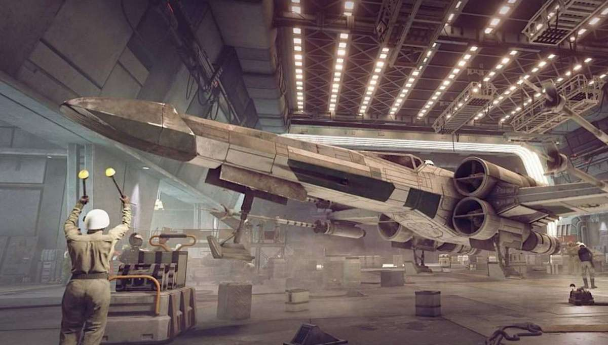 EA details Star Wars: Squadrons progression for customization