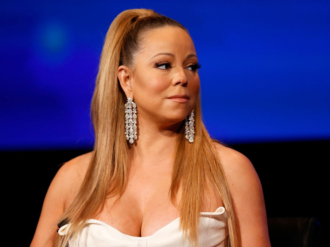 Mariah Carey Reportedly 'Nervous' Over Her Tell-All Book That Includes Details About Her Failed Marriages With Nick Cannon And Tommy Mottola!