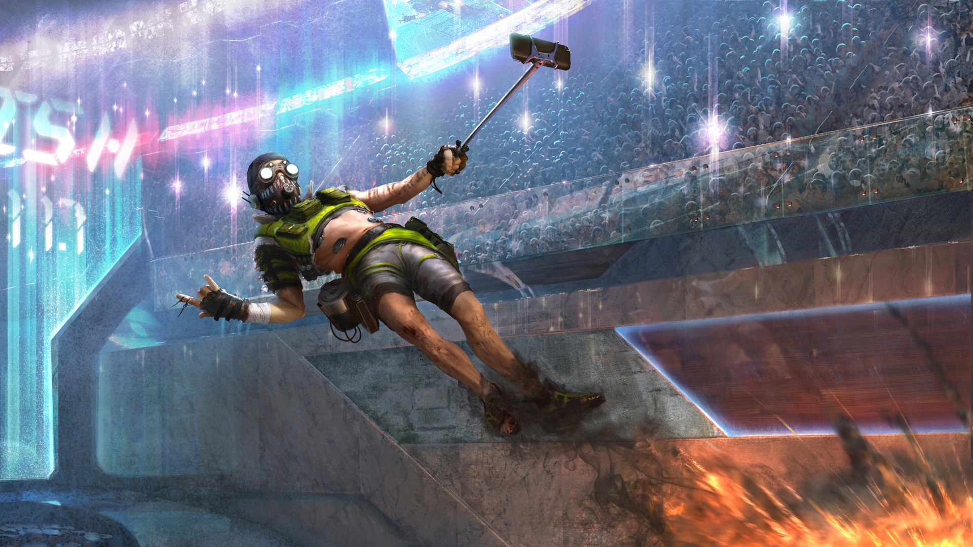 Fan favorite Armed and Dangerous limited time mode returns to Apex Legends