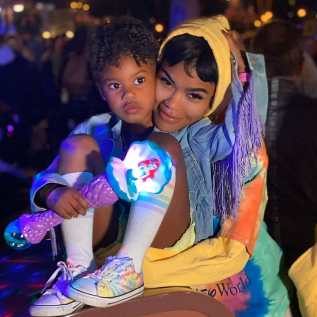 Teyana Taylor Gushes Over Her Daughter – Just Check Out The Baby Girl's Latest Amazing Photos