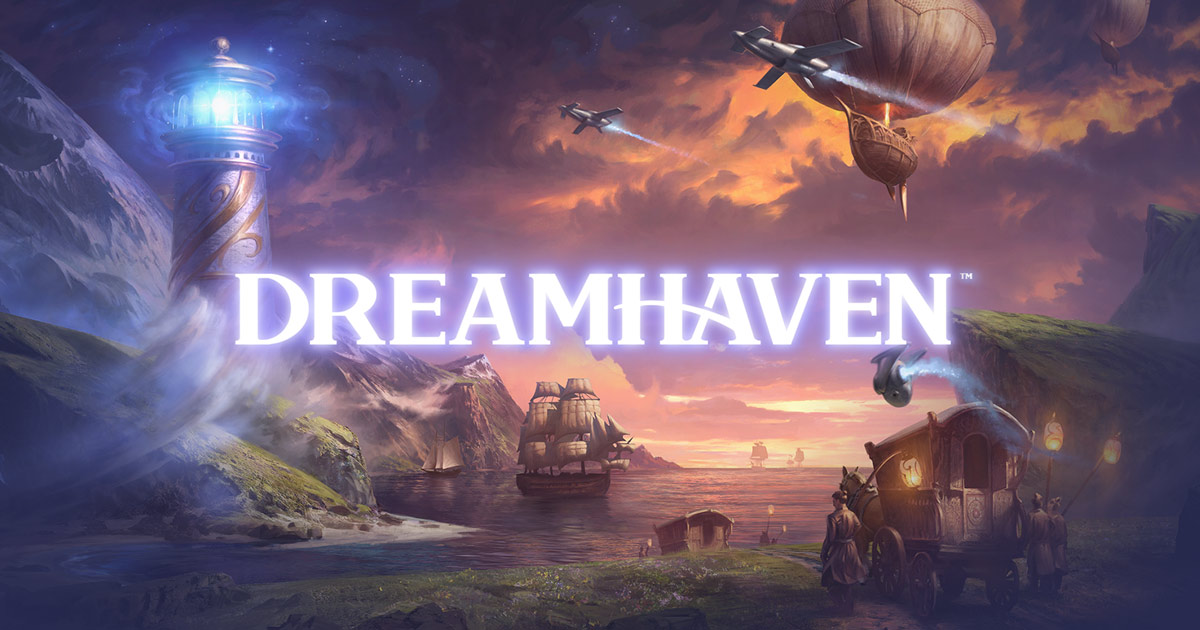 Former Blizzard execs create new games company Dreamhaven