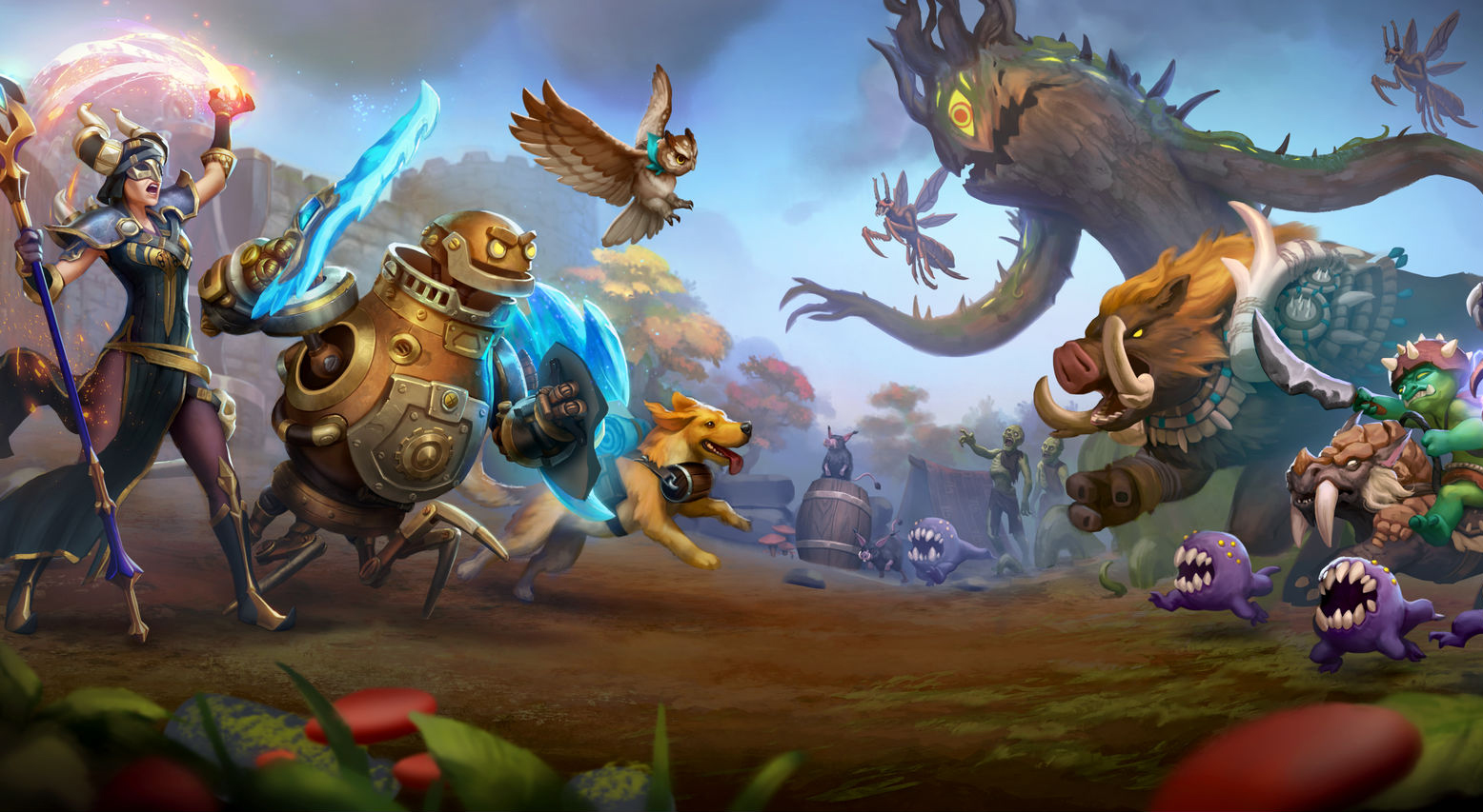 Torchlight III arrives for PC and consoles next month