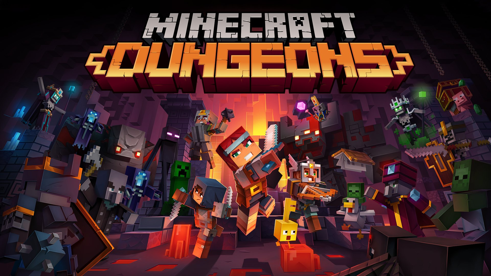 Minecraft Dungeons On Xbox Cloud Gaming Is Getting Touch Controls, Allowing Mobile Players To Play With Ease!