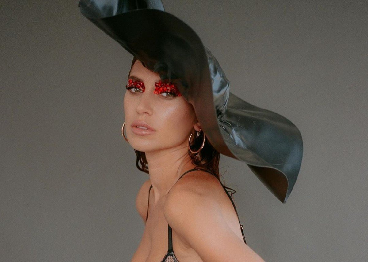 Nicole Williams Puts On A Racy Display In Savage X Fenty — See The Photos