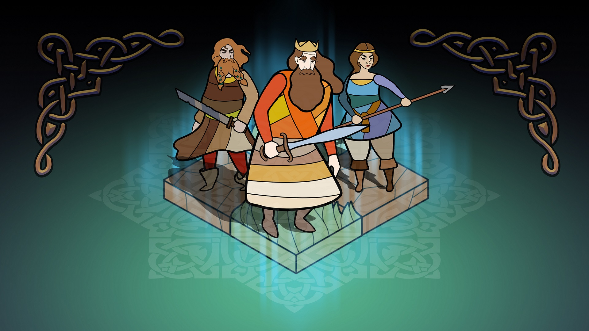 Pendragon review – Tactical tales of Arthurian legend