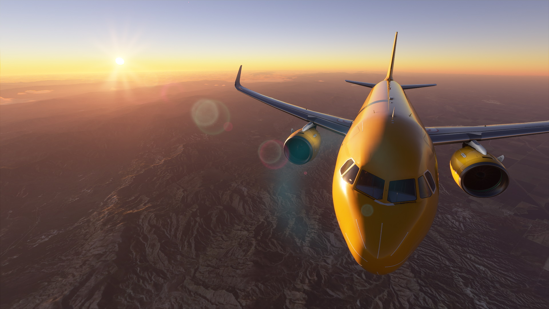 Microsoft Flight Simulator second patch now live and it's massive