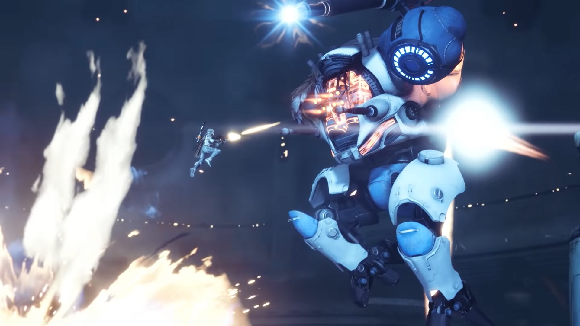 Destiny 2's Beyond Light Europa trailer hints at what's to come in the next expansion