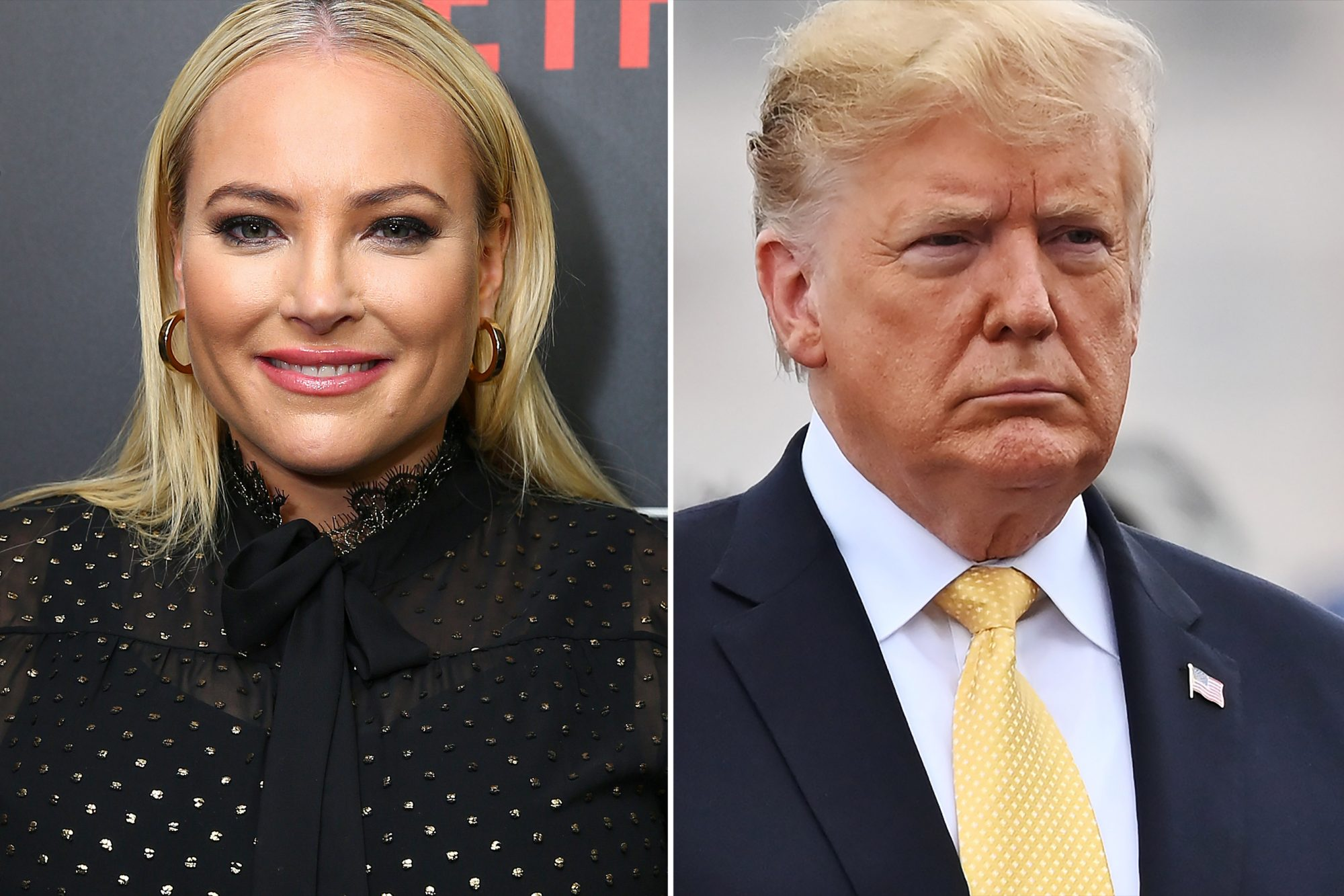 Meghan McCain Slams 'Vile' Donald Trump For Allegedly Calling Fallen Soldiers 'Losers'