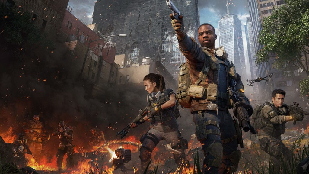 The Division 2 gets new mode set in a 100-story skyscraper