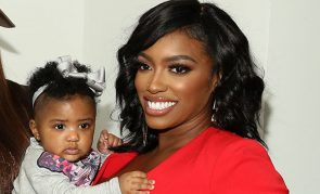 Porsha Williams' Baby Girl, Pilar Jhena Loves The Pool – Check Here Out Having Fun In The Water