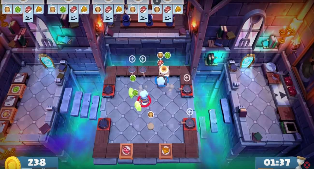 Overcooked 2 Is Getting More DLC On October 1st
