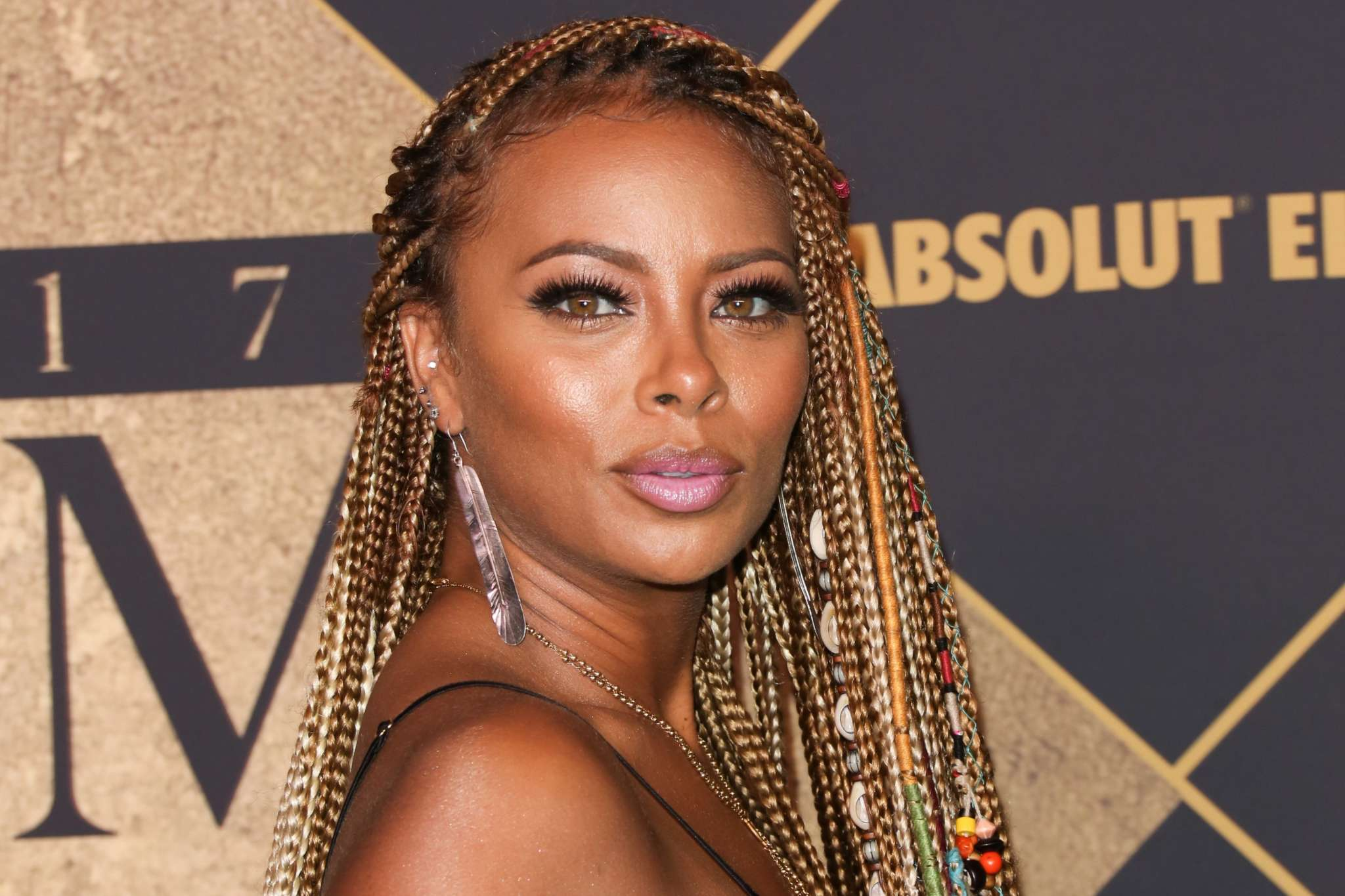 Eva Marcille's Video With The Sterling Boys Will Make Your Day – See Little Mikey Being Cute!