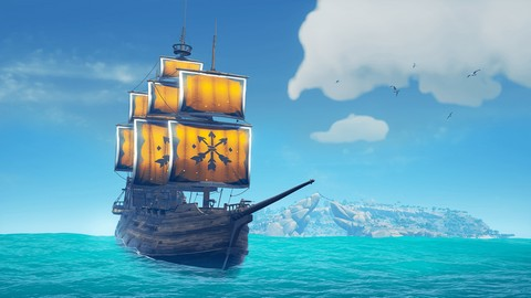 Support the fight against cancer with Sea of Thieves Sails of Union cosmetic