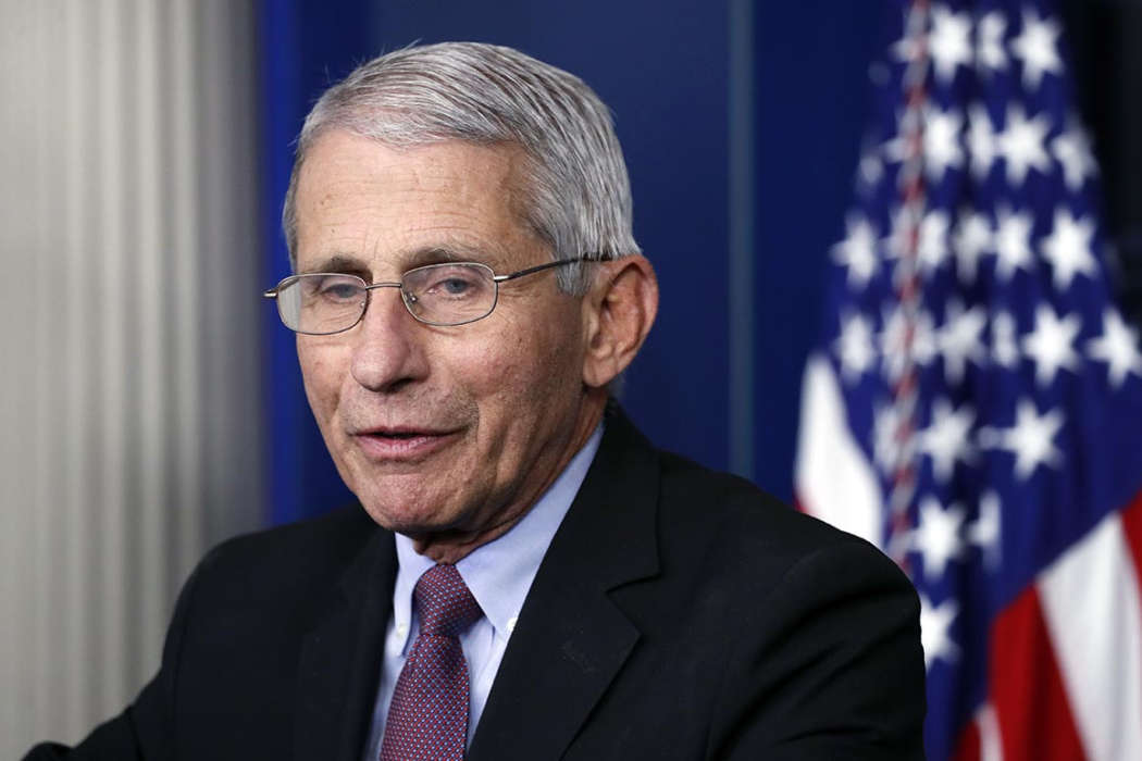 Dr. Anthony Fauci Predicts The USA Won't Be 'Normal' Again Until The Ending Of 2021