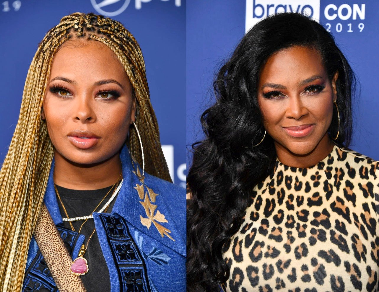 Eva Marcille Celebrates The Birthday Of Her Beautiful Baby Boy, Maverick – See The Celebration Video Featuring Kenya Moore's Baby Girl, Brookie!