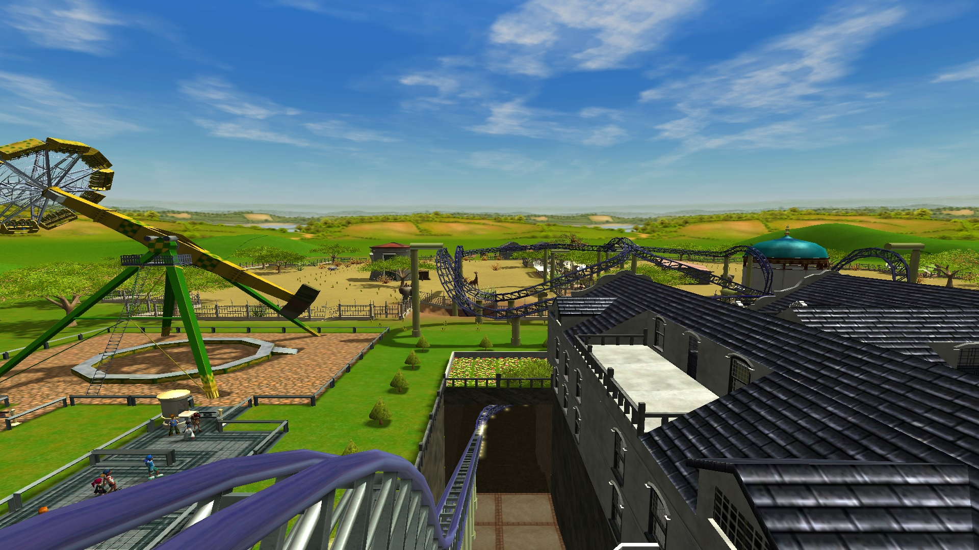 Rollercoaster Tycoon 3 Complete Edition: Is it worth it?