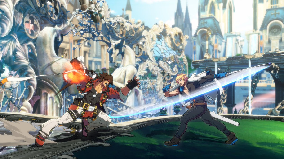 Guilty Gear Strive livestream coming October 11 with a new trailer
