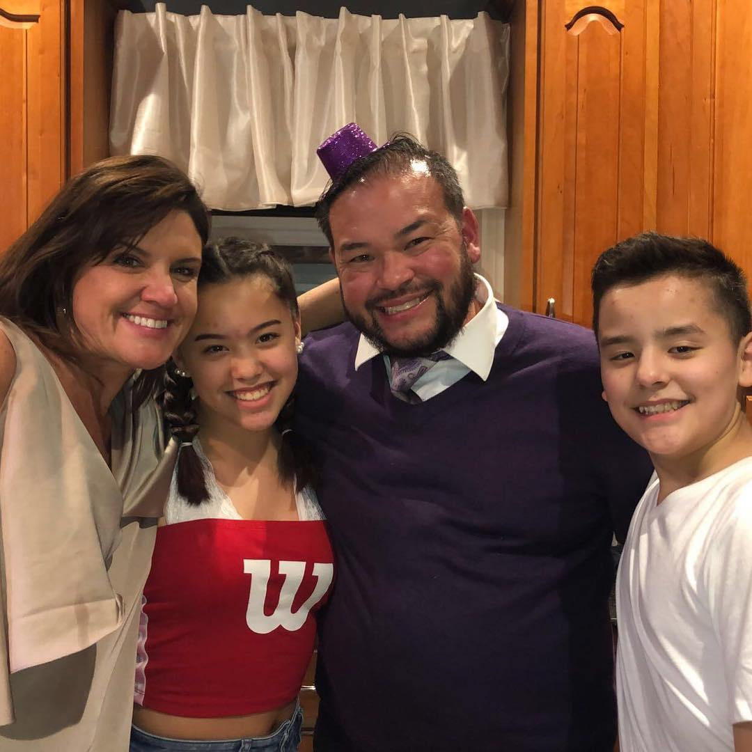 Jon Gosselin's Kids Hannah And Collin Are Really Close To His GF Colleen Conrad – 'They Already Feel Like Family!'