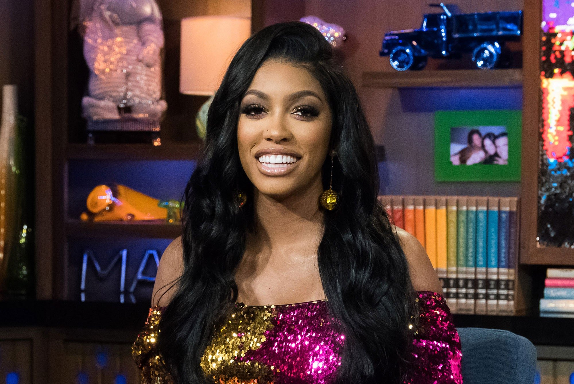 Porsha Williams Addresses Accusations That She Was Twerking At A Protest – See The Photos!