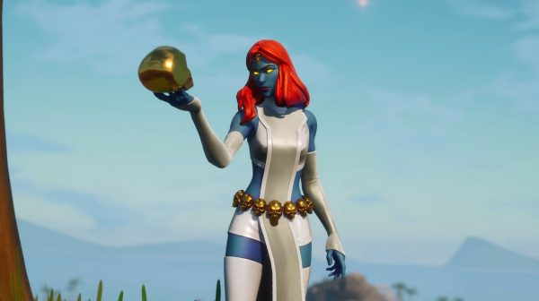 How to complete the Fortnite Season 4 Mystique challenges