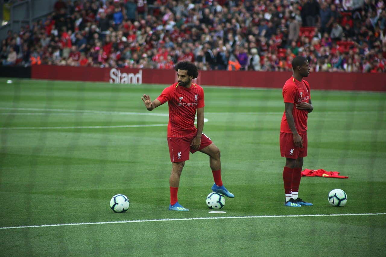 Superb Salah Clinches a Hat-Trick, Saves Liverpool Against Leeds United, 4-3