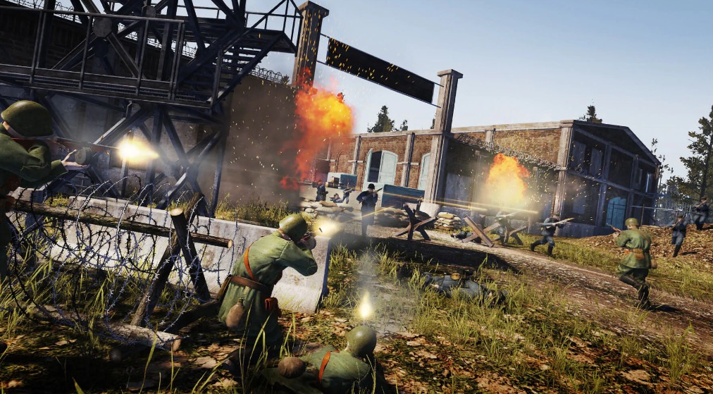 Free WWII shooter Heroes & Generals arrives on Epic Games Store
