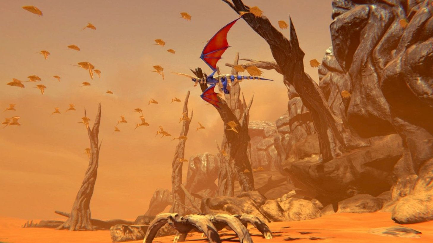 Panzer Dragoon: Remake Lands On Steam And GOG For PC On September 25
