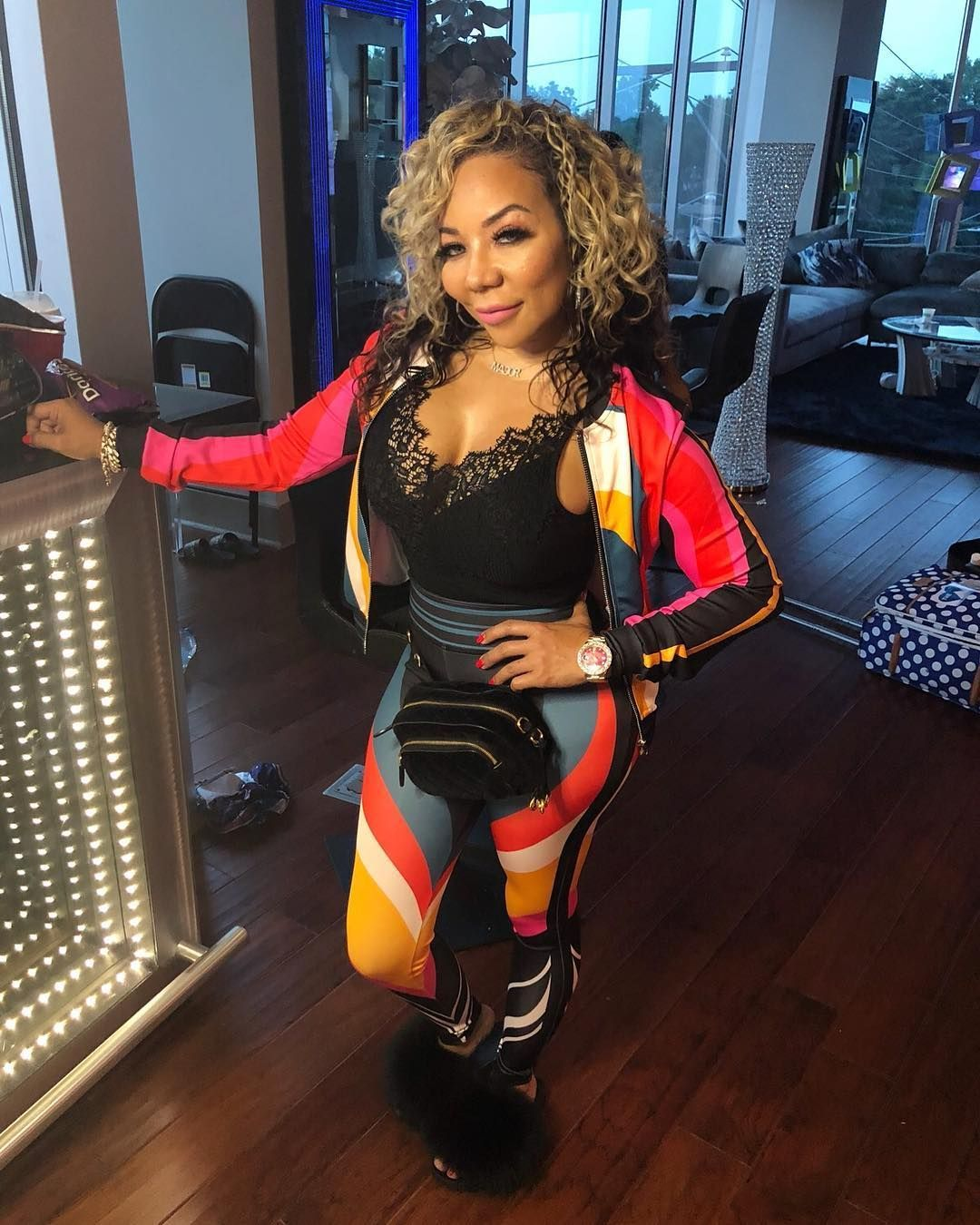 Tiny Harris Celebrates Her Niece's Birthday – Check Out The Message She Penned For Her