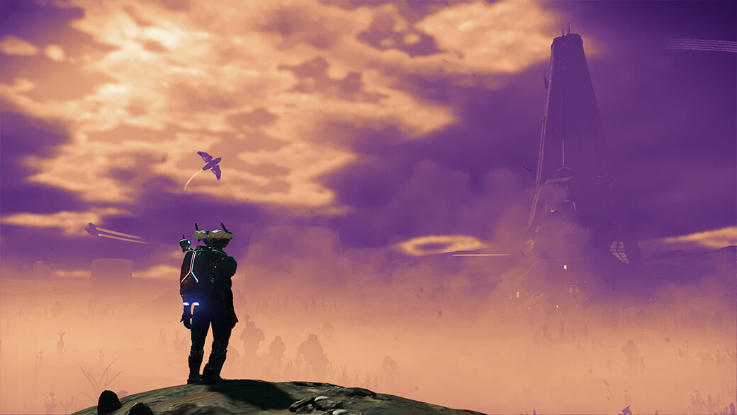 The No Man's Sky Origins update is absolutely huge and drops today