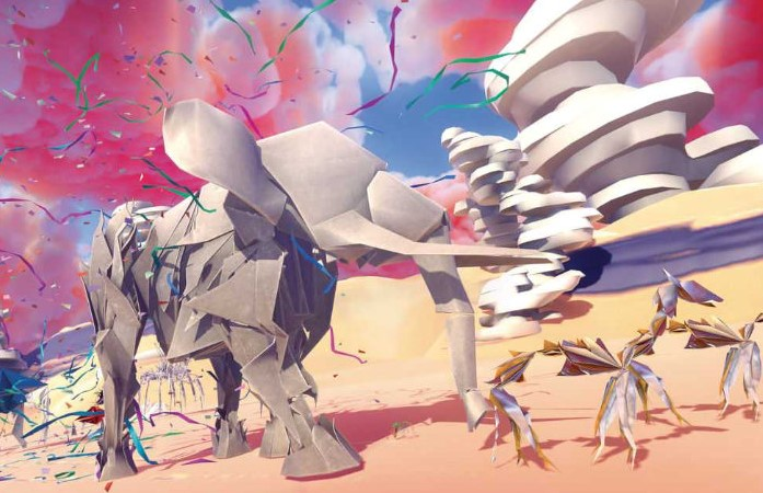 Paper Beast developer announces Folded Edition, the non-VR version for everyone else