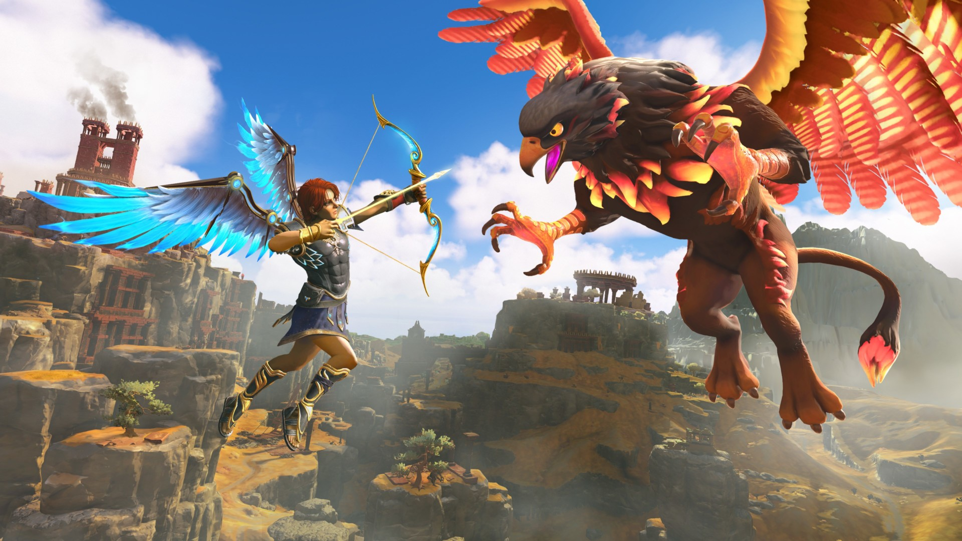 Immortals Fenyx Rising details + release date leaked via Microsoft store