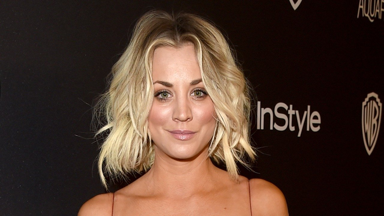 Kaley Cuoco Wears Mask While Working Out And Some People Slam Her For It – Check Out Her Clap Back!