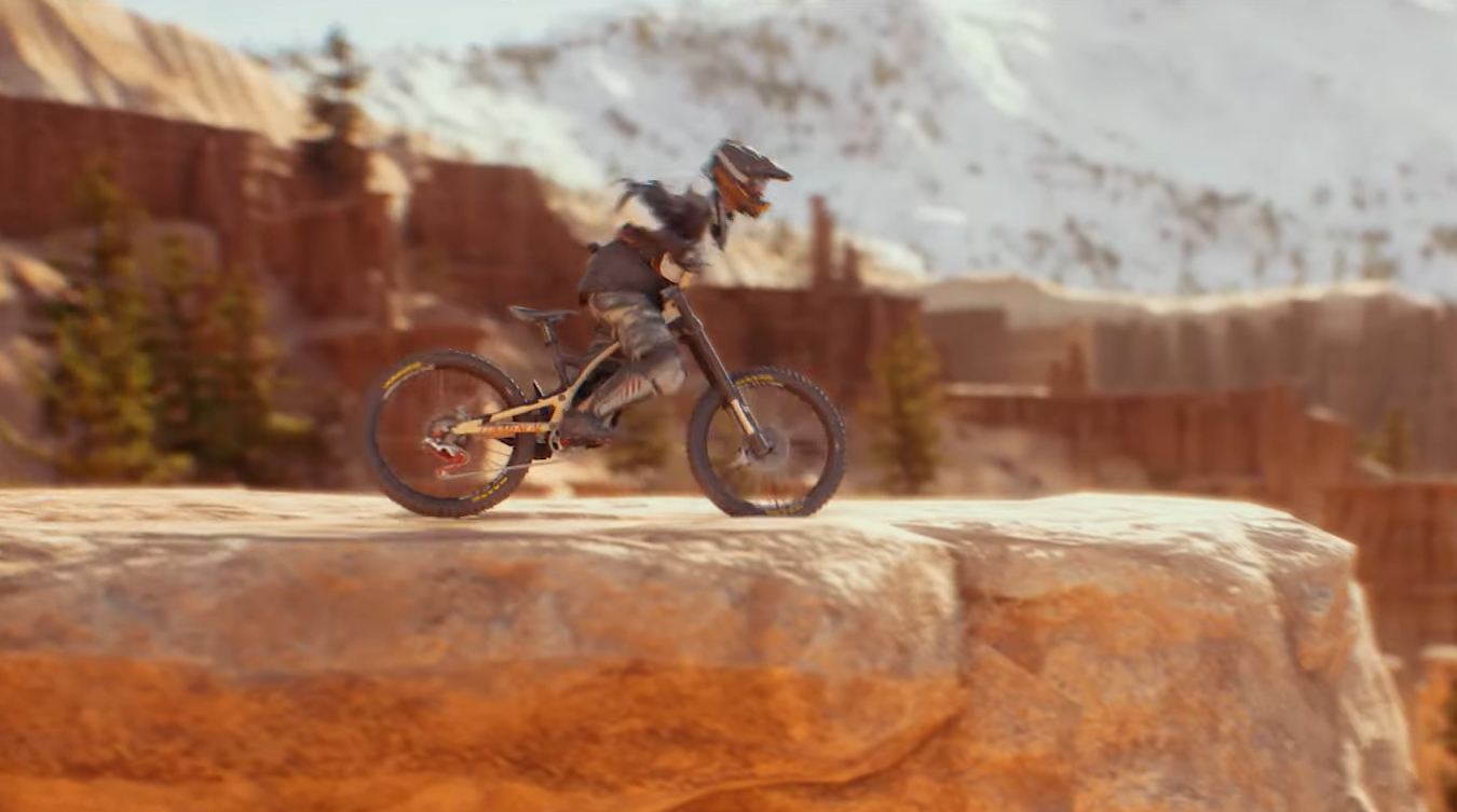 Riders Republic announced at Ubisoft Forward, brings massive multiplayer outdoor sport adventures